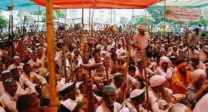 Tikait demands GM Free Uttaranchal (India)
