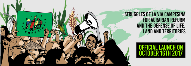 More Evidence That Movement To Defend >> New Publication Struggles Of La Via Campesina For Agrarian Reform