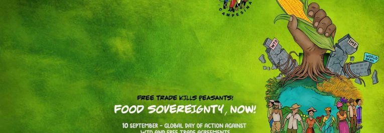 Global Day Of Action Against Wto And Free Trade Agreements Call To